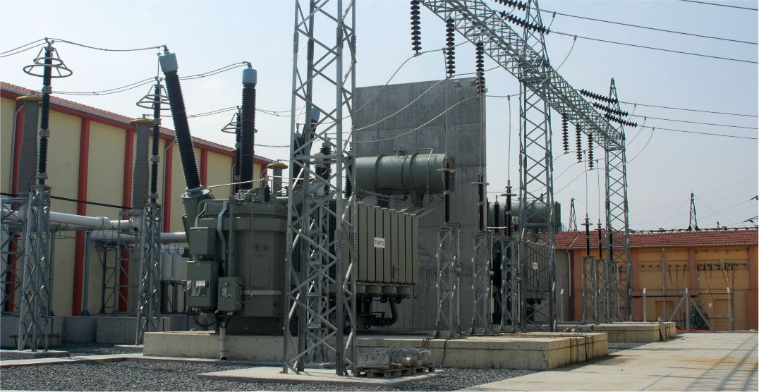 Kahta and Karaköprü Substations Fire Extinguishing Systems Work is done by A-Pro Engineering